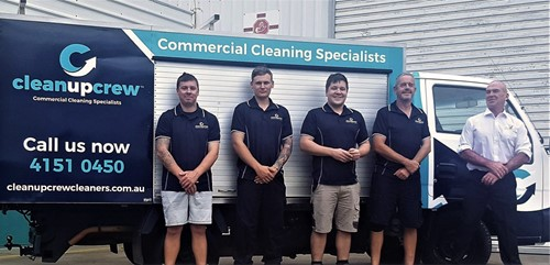 The best cleaning team