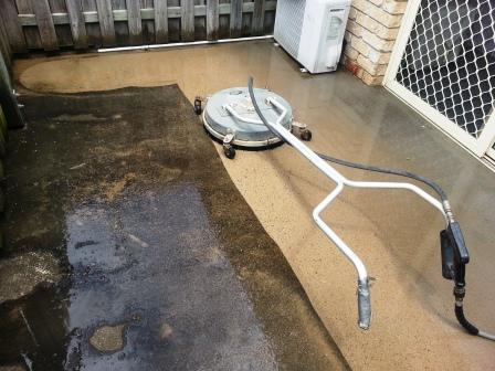 Pressure cleaning services in bundaberg house driveways for Concrete cleaning service