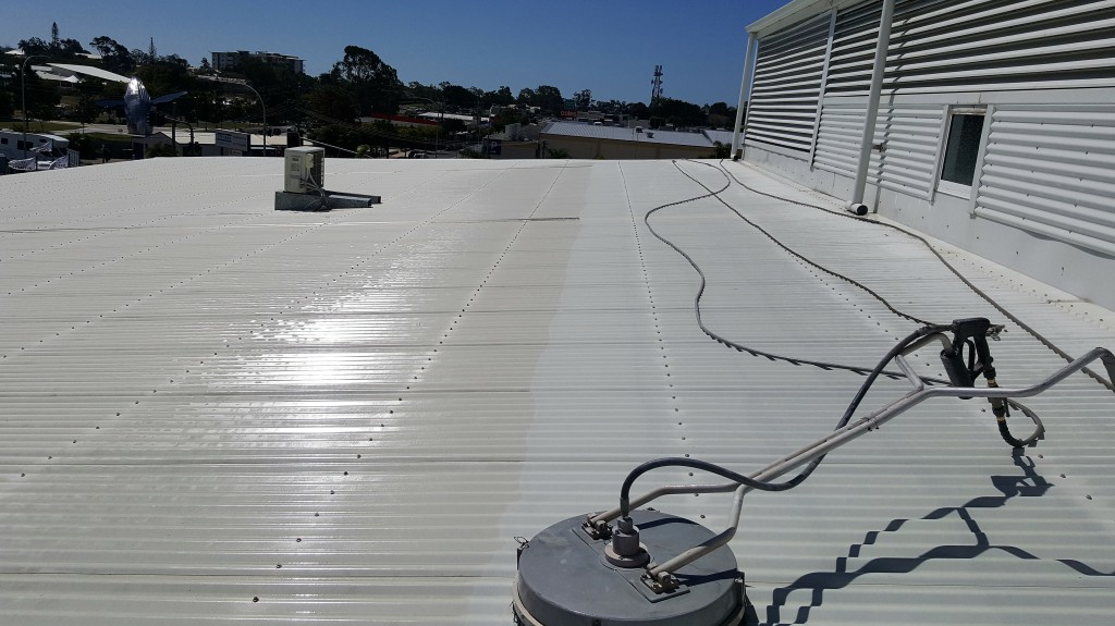 Roof Cleaning Bundaberg Colorbond Amp Tiled Roofs