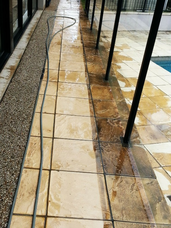 Pavement Cleaning