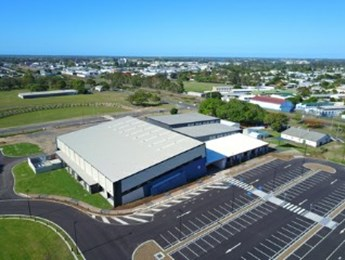 External clean of Bundaberg Multiplex